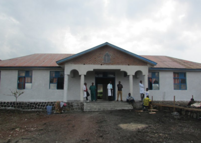 Goma Medical centre