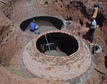 Biogas digestor