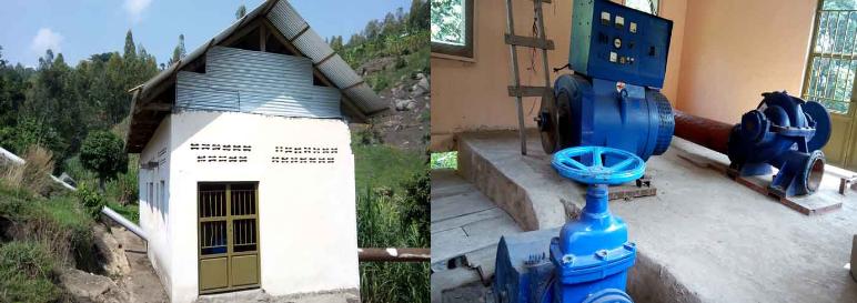 Hydroelectricity scheme 1